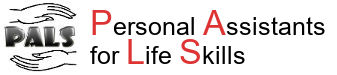 Personal Assistants for Life Skills Logo